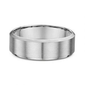 White Gold, Palladium & Platinum Rings