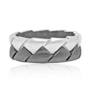 Titanium / Titanium & Gold Rings